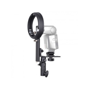 Bowens S-fit Speedlite Bracket L-type