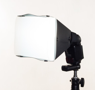 Easy for Foto EX Speedlite Softbox with Grid
