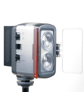 Pro 80 LED Video light with Filters