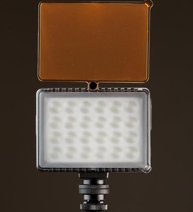 R-50 LED Panellite With Diffuser/Colourgel