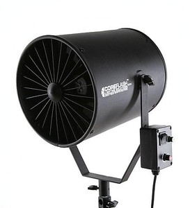 Studio equipment wind machines posing stools props and tools for photography