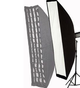 Strip Lite Soft box 60x140cm with Adaptor