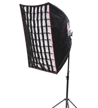 Studio softbox modifiers light shaping tools