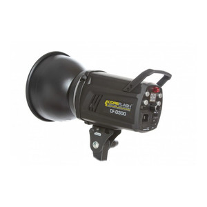 COREFLASH CF-D300 Studio flash head with Bowens S-fit