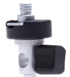 Speedlite Hot Shoe Mount Bracket with Tripod spigot Mount