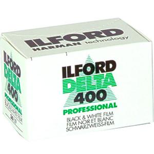Ilford Delta 400+ 35mm Cassettes / 36exp