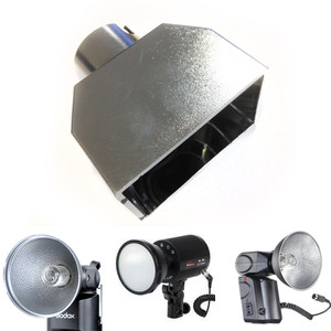Speedlite Accessory Adapter for Strobeam/Quantum/Godox/Genesis