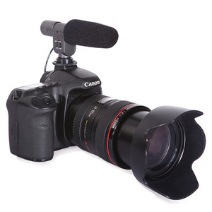 DSLR mount Micro Phone kit
