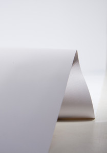 Pro Series Arctic White Vinyl Backdrop 750gsm 3x6m