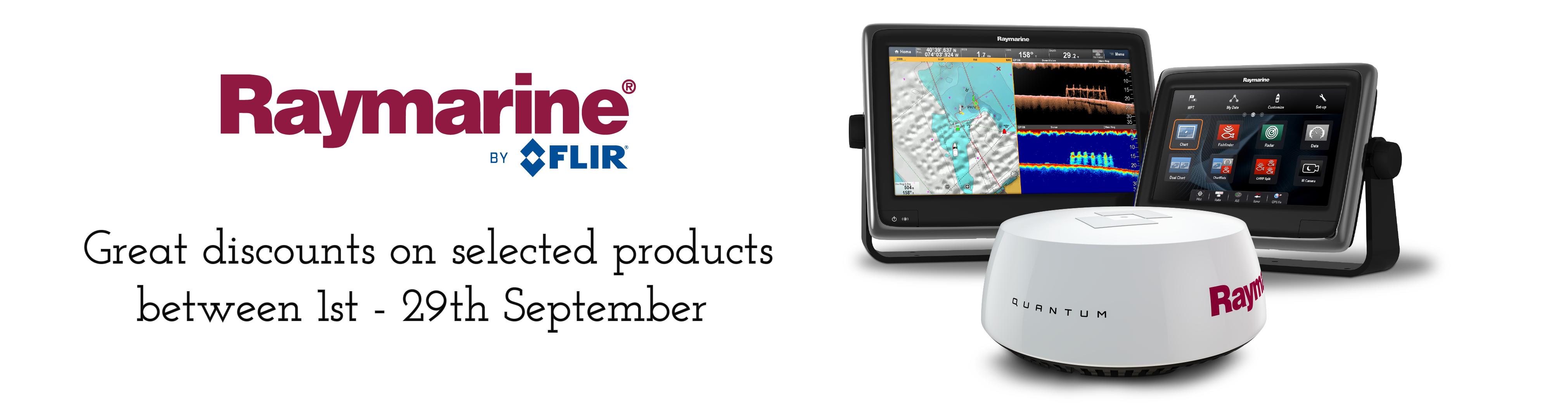 raymarine multifunction display radar great discounts banner