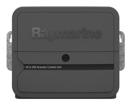 acu-200 autopilot control unit front