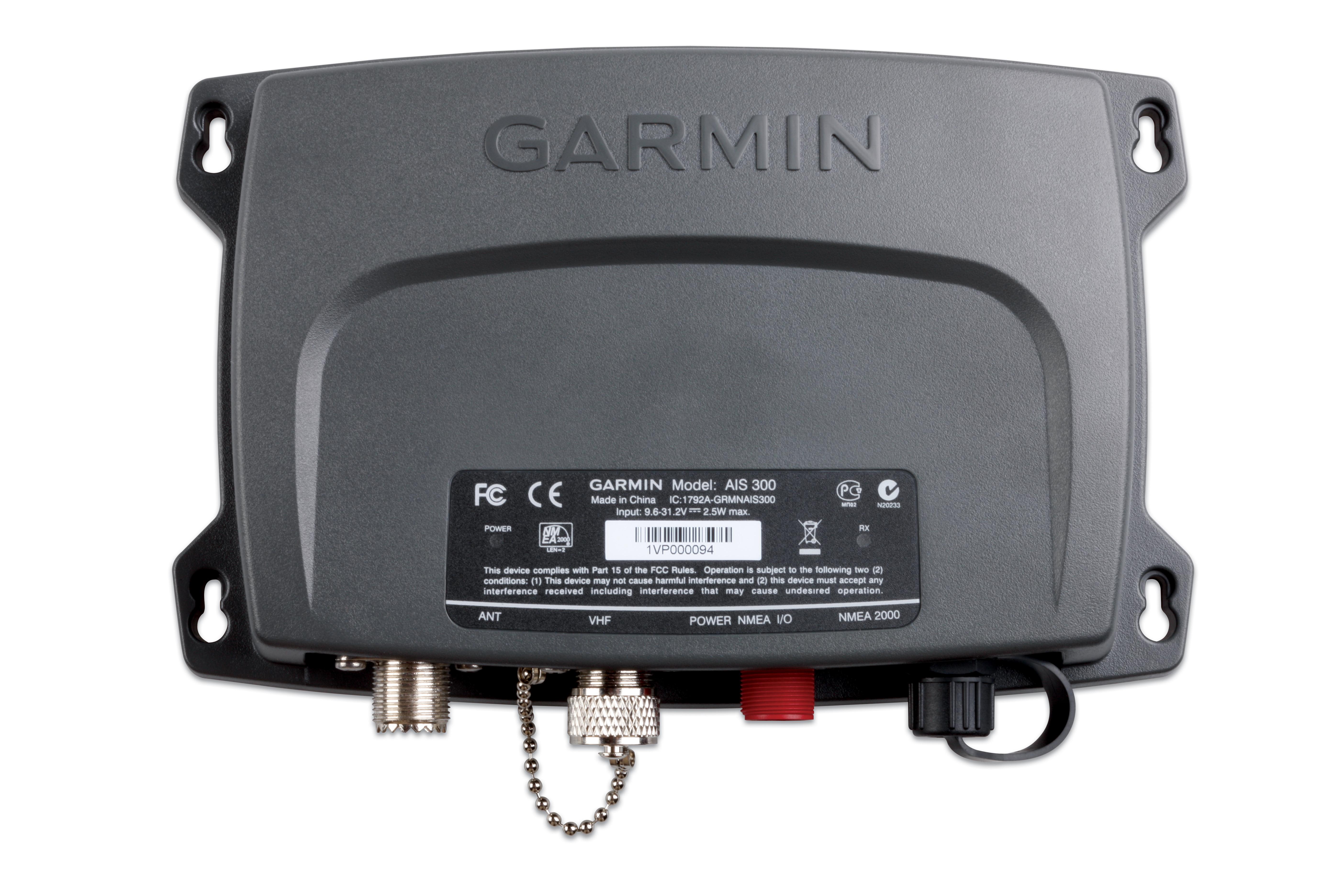 ais300 blackbox receiver front view