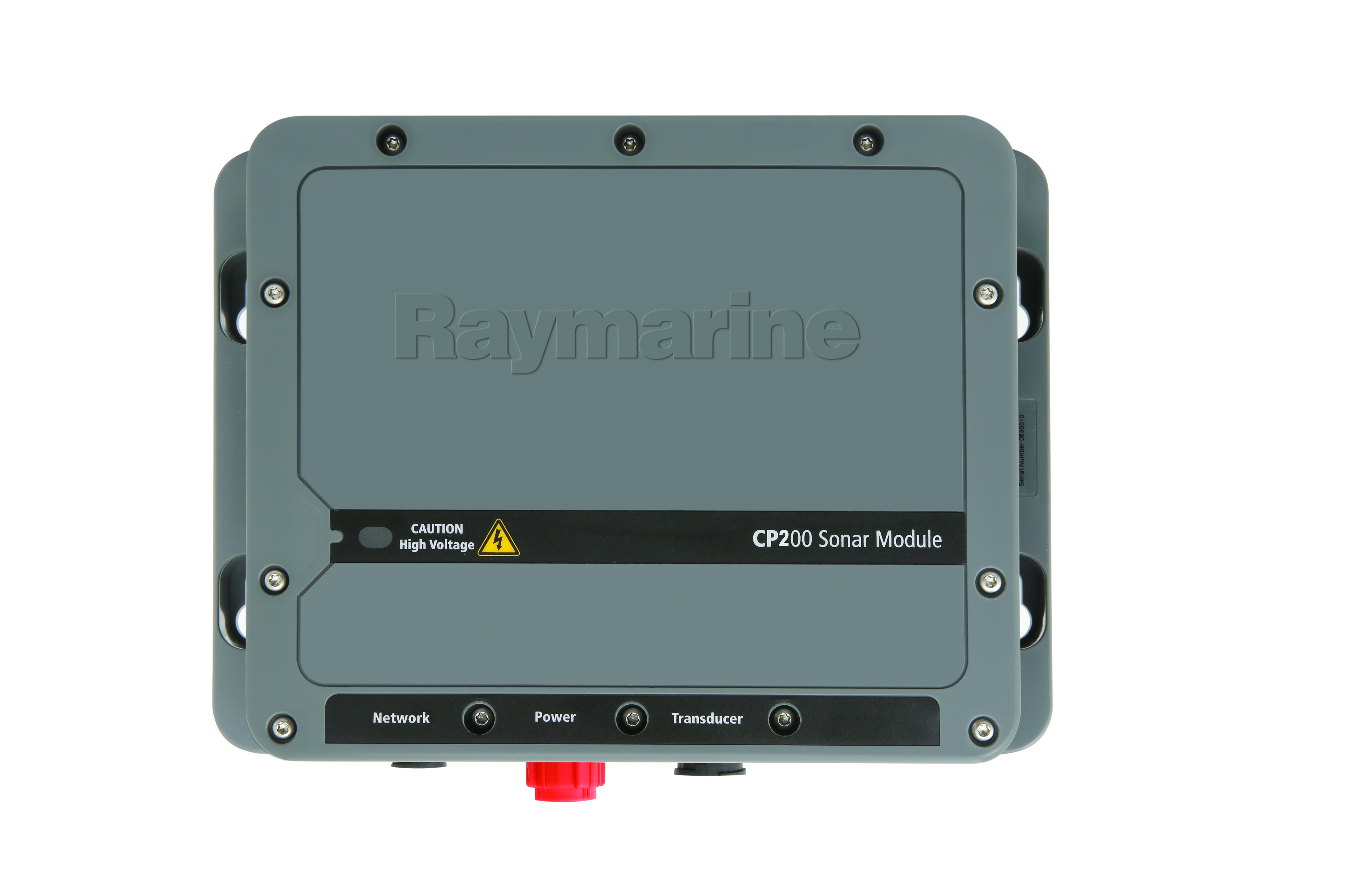 cp200 front fishfinder sonar module