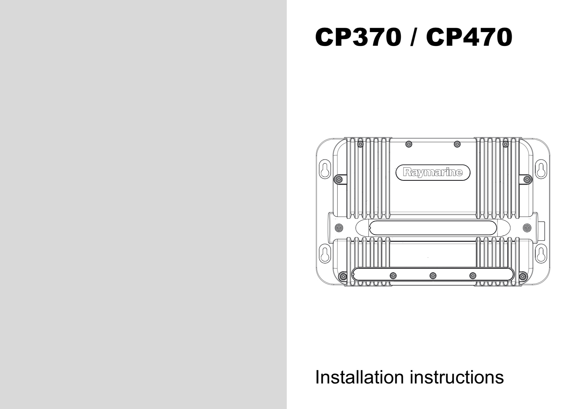 cp370 cp470 installation instructions sonar