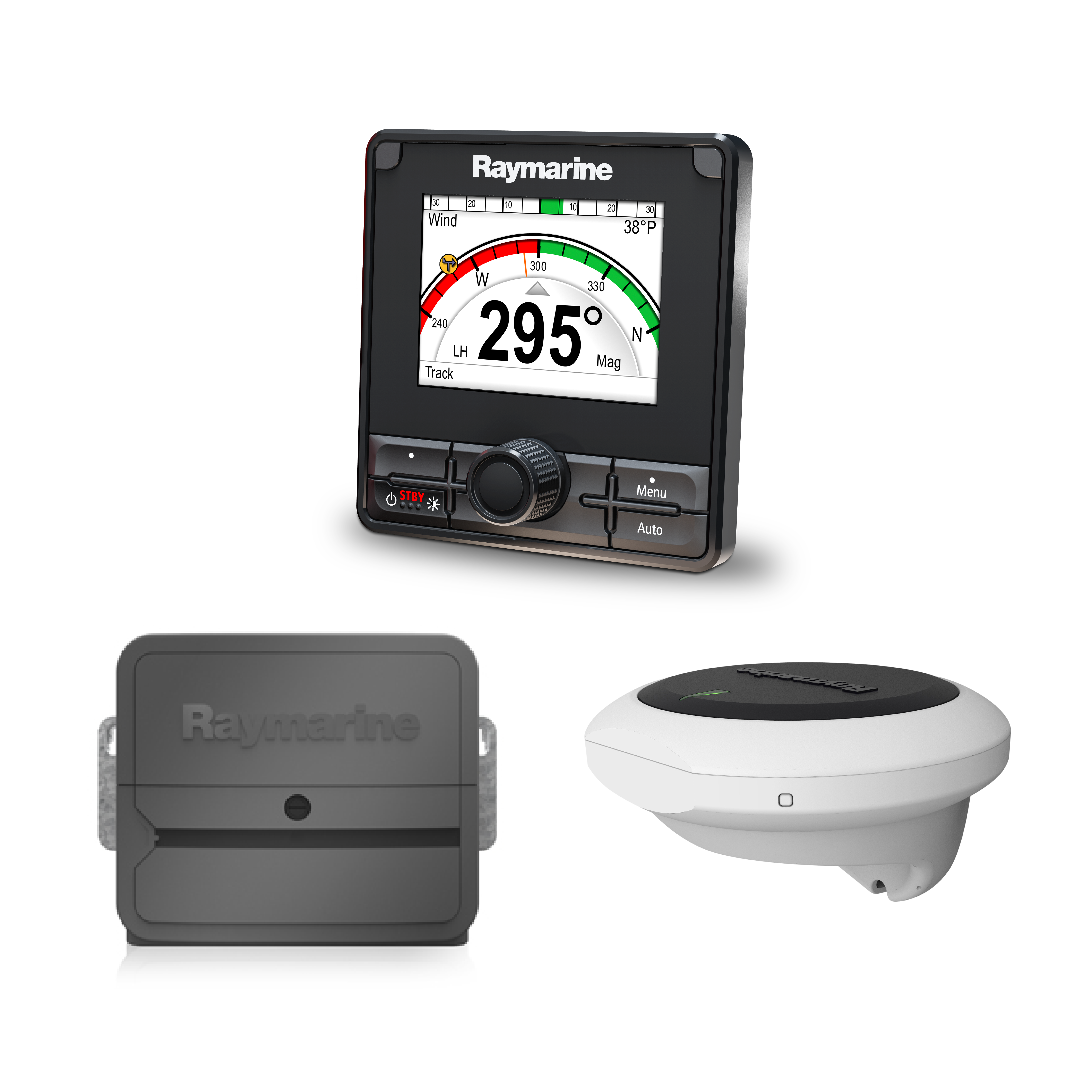 evolution autopilot p70rs control head ev 1 sensor core acu 300