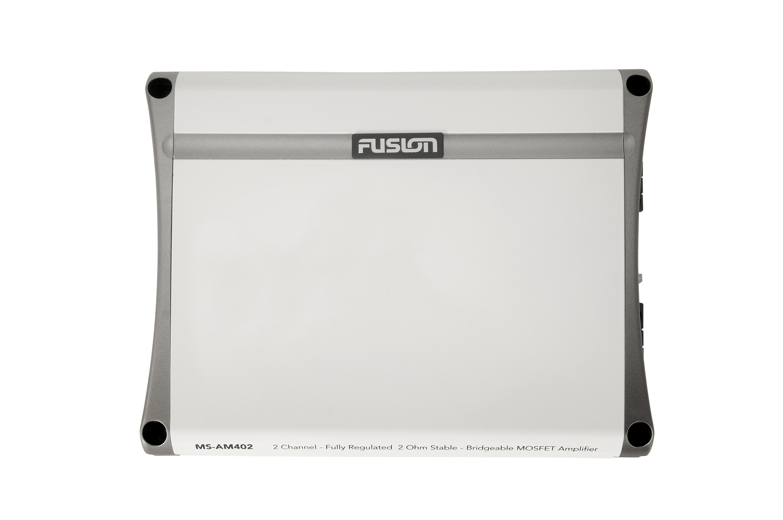 fusion ms am42 amplifier top view