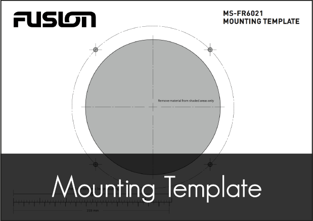 fusion ms fr6021 speaker mounting template