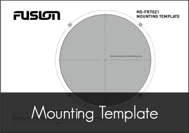 fusion ms fr7021 speaker mounting template