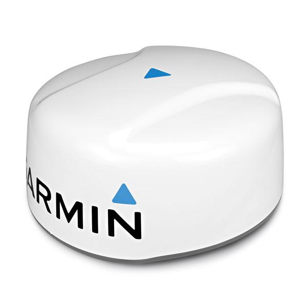 garmin gmr 18 hd plus radome radar front view