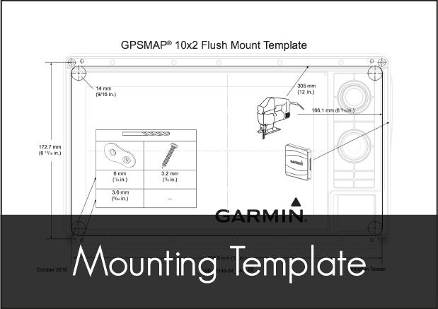 Garmin GPSMAP 1022xsv Multifunction Display
