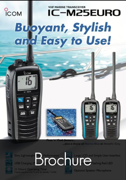 ic m25 product leaflet