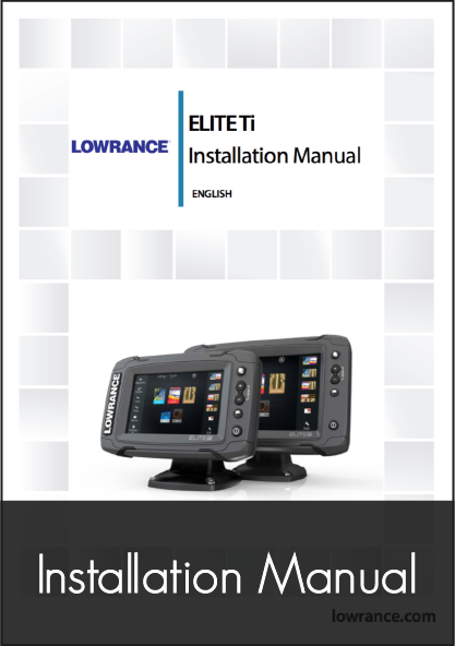 lowrance-elite-7-ti-installation-manual