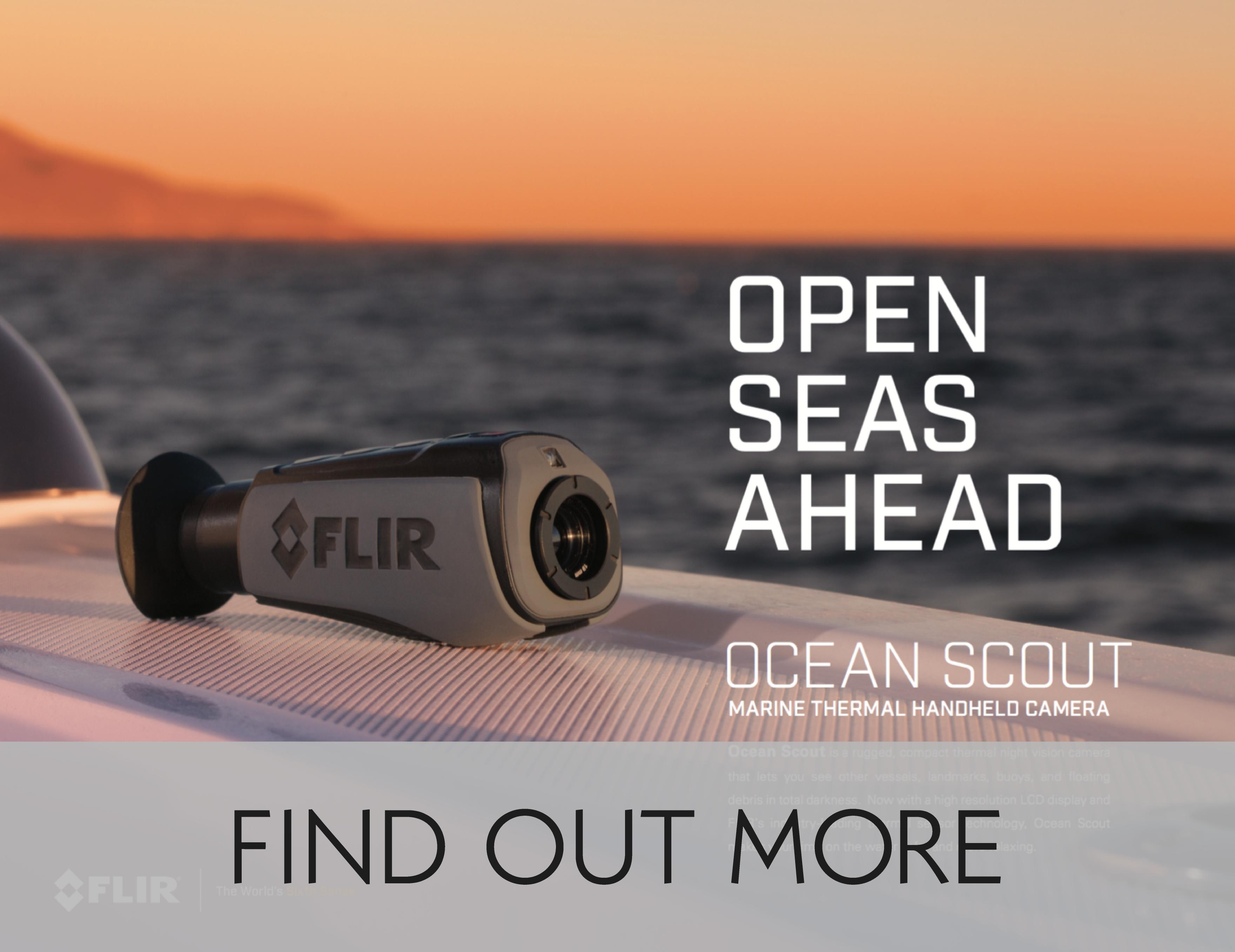 ocean scout thermal flir brochure