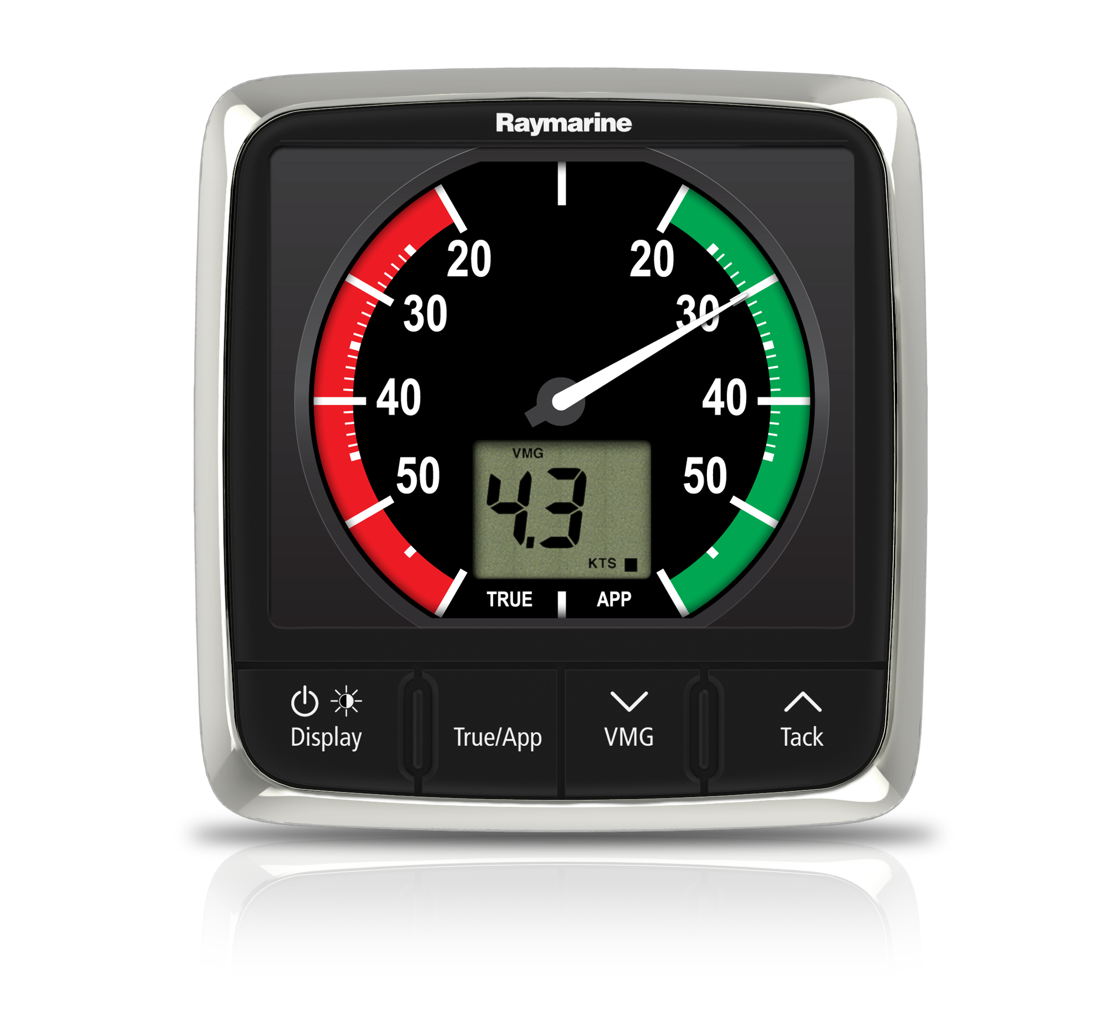 raymarine i60 ch wind instrument display