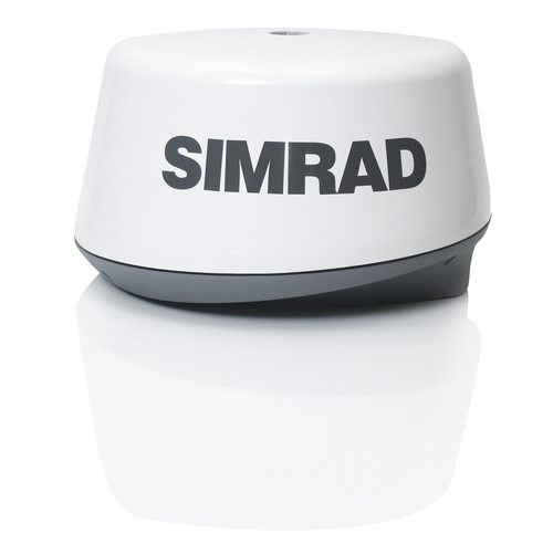 simrad broadband 3g marine radar