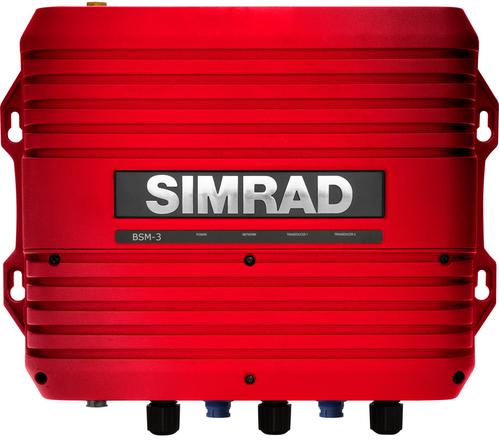 simrad bsm 3 broadband sonar module