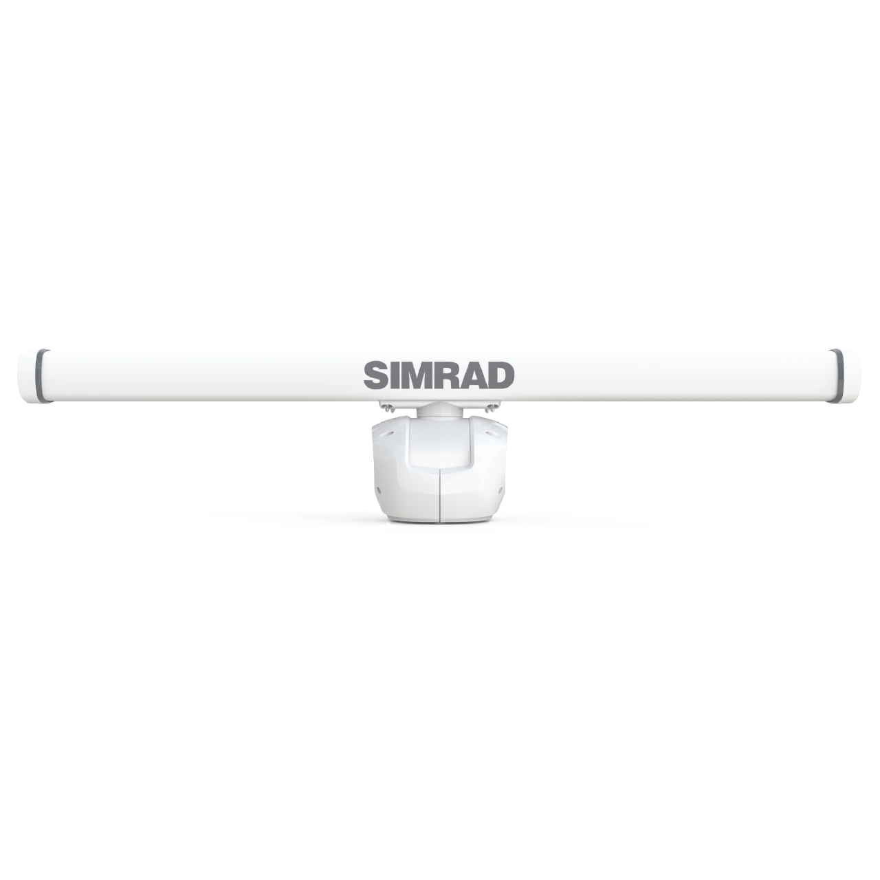 simrad halo 6 open array radar front view