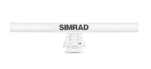 simrad txl 10s 6 hd radar front view