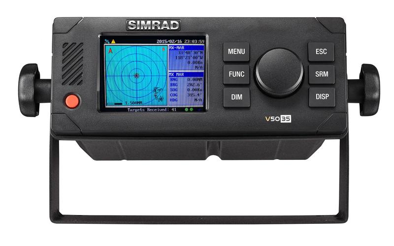 simrad v5035 class a transceiver ais