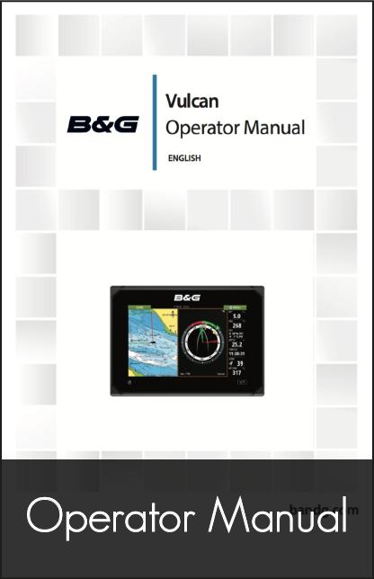 vulcan mfd operator manual