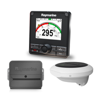 Raymarine Evolution Autopilot with p70Rs control head & ACU-400