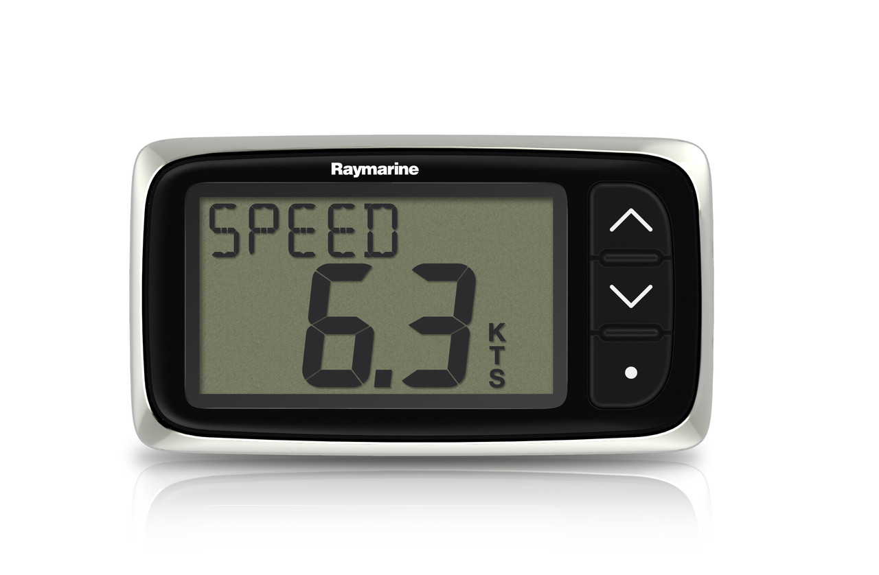 Raymarine i40 Speed Pack Instrument Display Front View