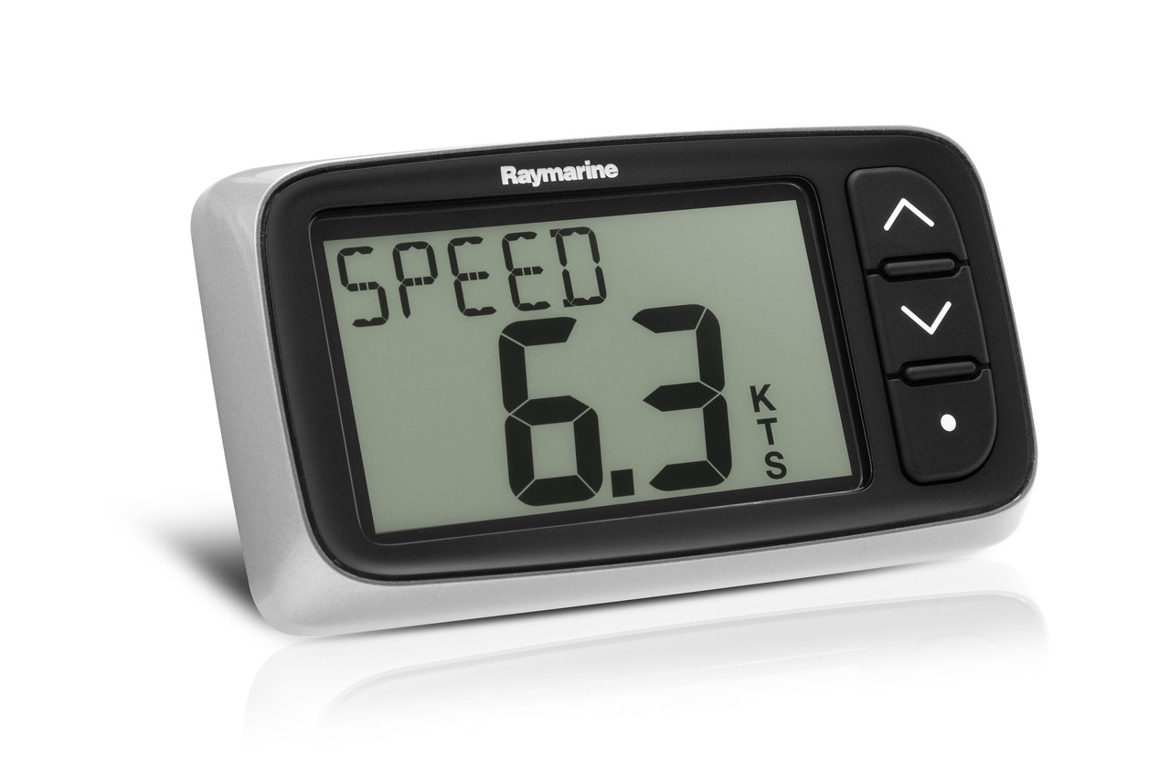 Raymarine i40 Speed Display Left View