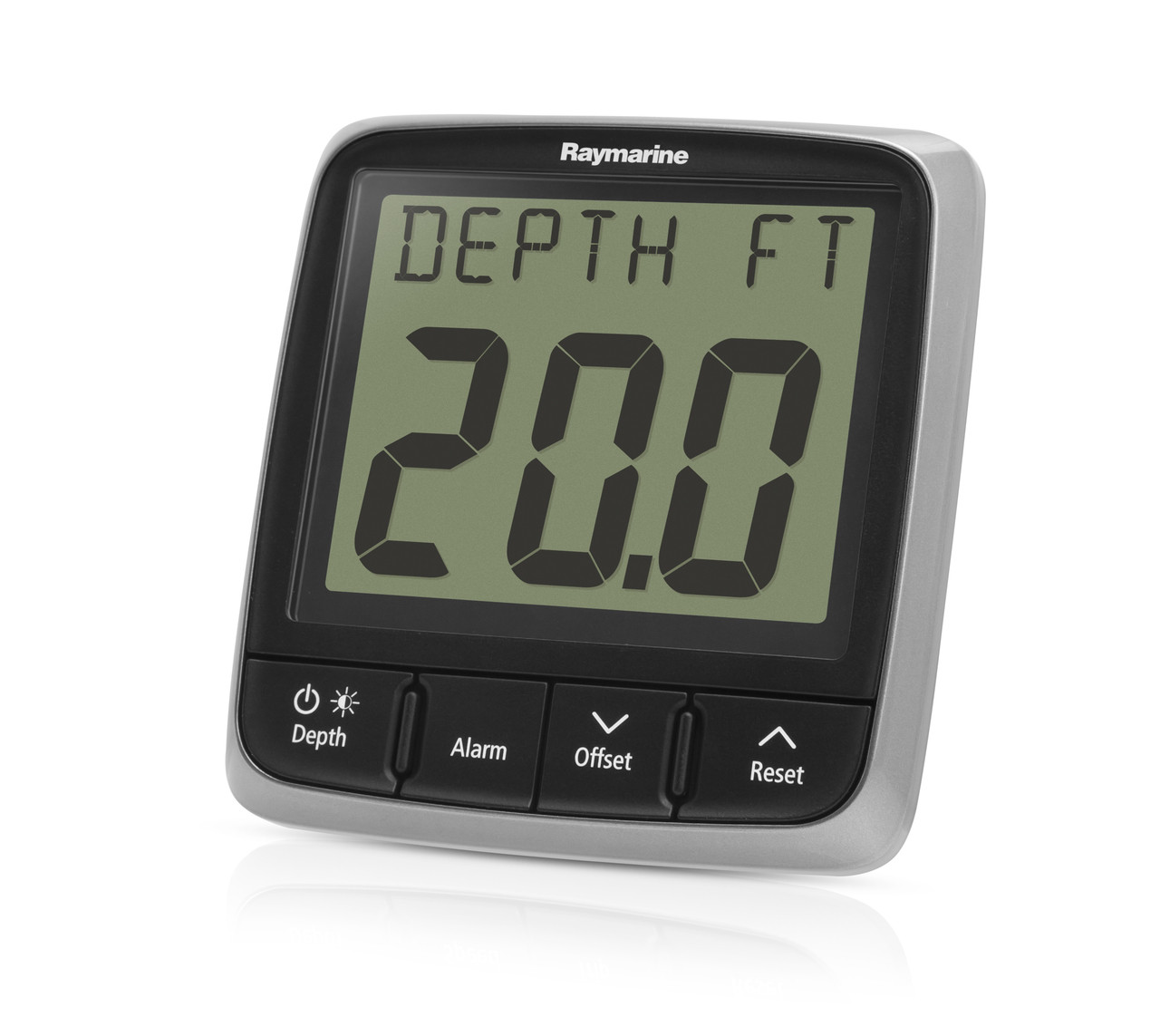 Raymarine i50 Depth Instrument Display Right View