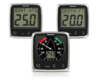 Raymarine i50 Speed Depth & i60 Wind Instrument Pack