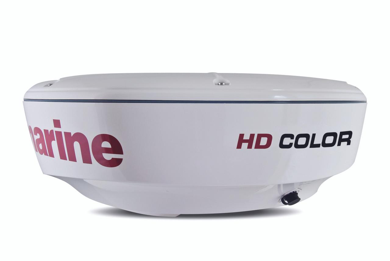 "Raymarine 4kW 24"" HD Colour Radome Radar"