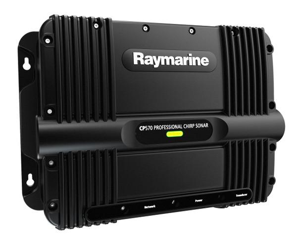 Raymarine CP570 ClearPulse Chirp Sonar Module Fishfinder Left View