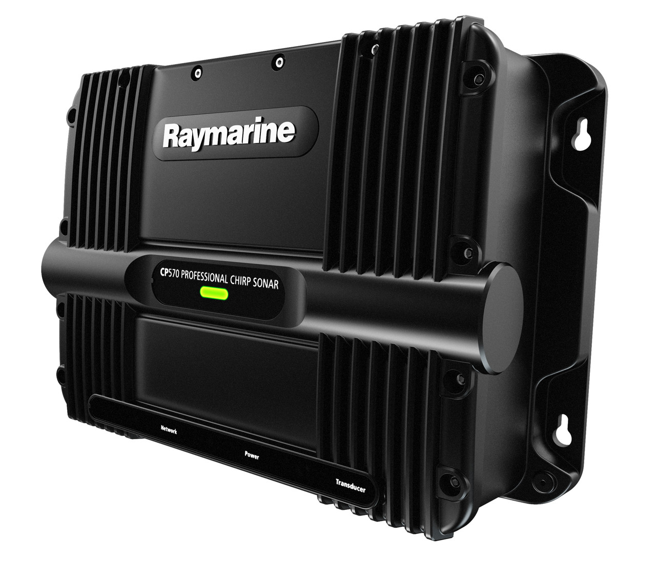 Raymarine CP570 ClearPulse Chirp Sonar Module Fishfinder Right Side