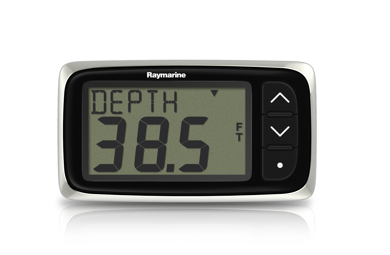 Raymarine i40 Depth Instrument Display Front View