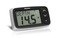 Raymarine i40 Depth Instrument Display Left View
