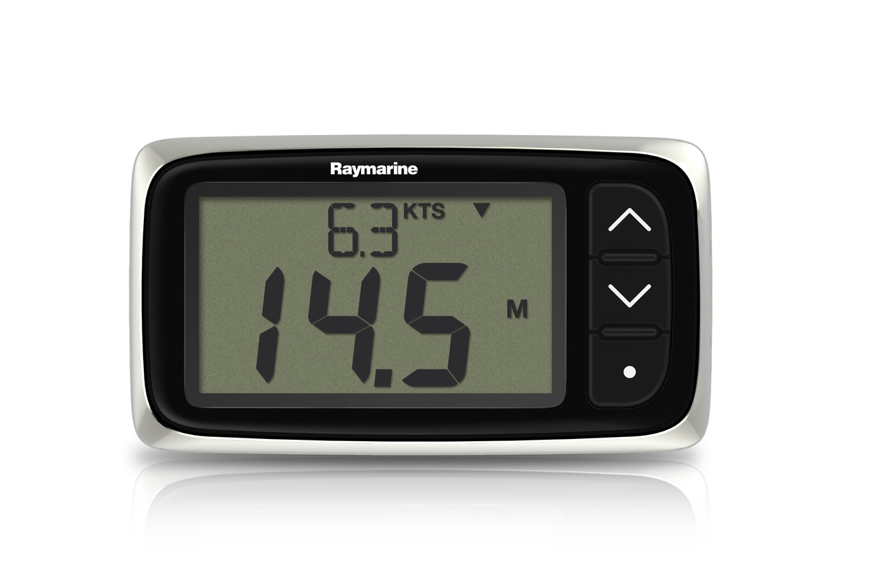 Raymarine i40 Bidata Instrument Display Front View