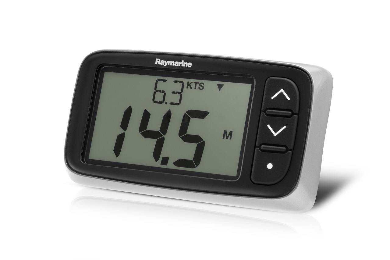 Raymarine i40 Bidata Instrument Display Right View