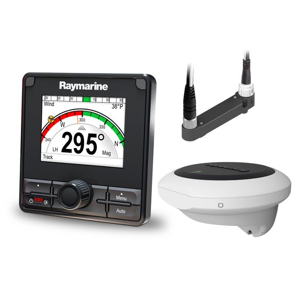 Raymarine Evolution DBW Autopilot with p70Rs (Volvo IPS/Aquamatic)