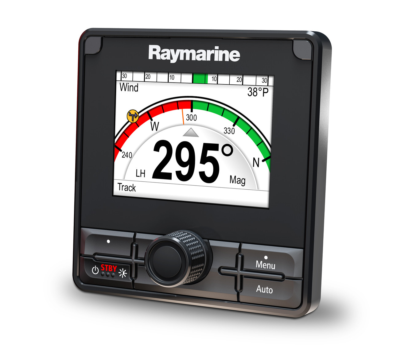 Raymarine p70Rs Autopilot Control Head Left View