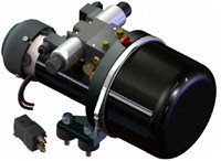 Raymarine 3 to 4.5L Constant Running Pump 12v
