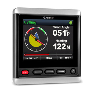 Garmin GHC 20 Marine Autopilot Display Right View